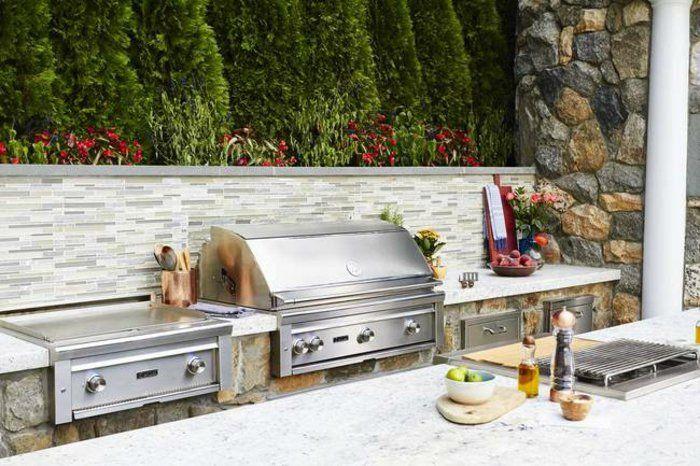 ▷ 1001+idées d\u0027aménagement d\u0027une cuisine d\u0027été extérieure Kitchens - Cuisine D Ete Exterieure