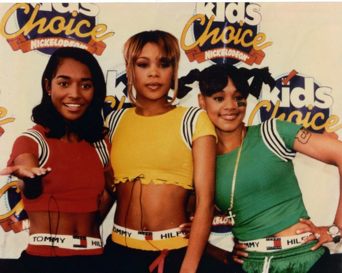 Nickelodeon Shows Tlc costume, Tlc group, Fashion