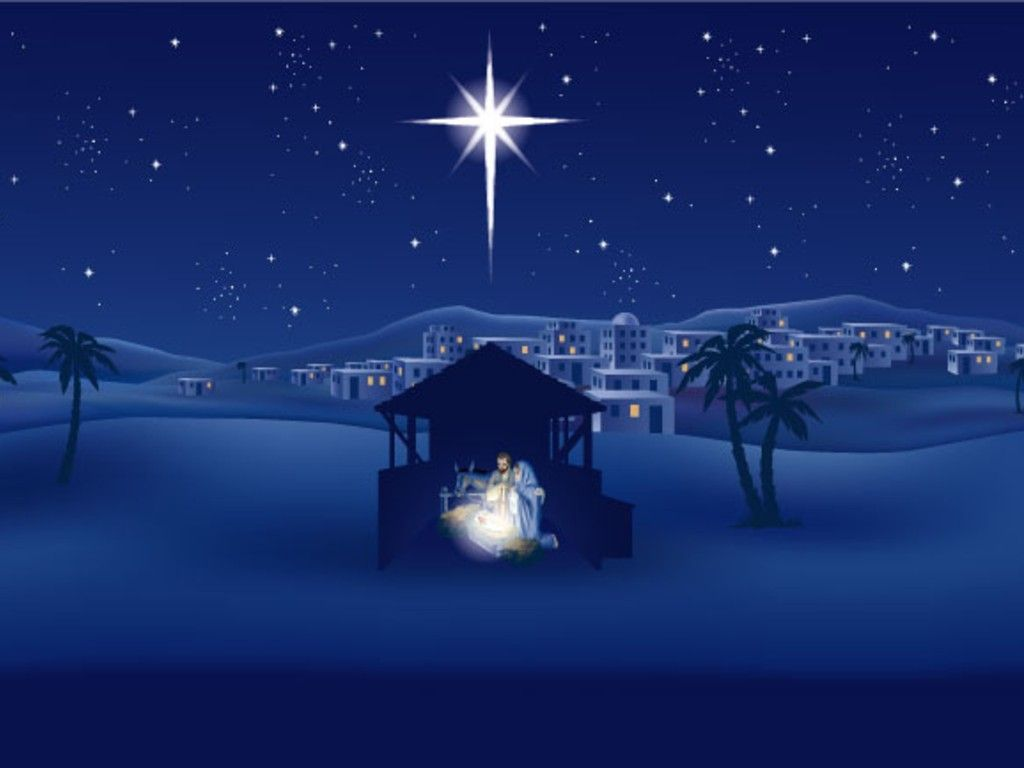 Nativity Scene | SILENT NIGHT | Pinterest | Bright stars ...