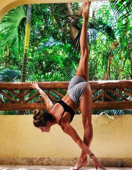 Best fitness yoga the splits 64+ Ideas #fitness