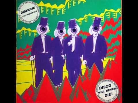 The Residents Diskomo Vinyl Records Resident Vinyl Records For Sale