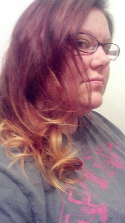 Amy Bender of HairBender Salon in Wichita Falls TX - Ombre :)