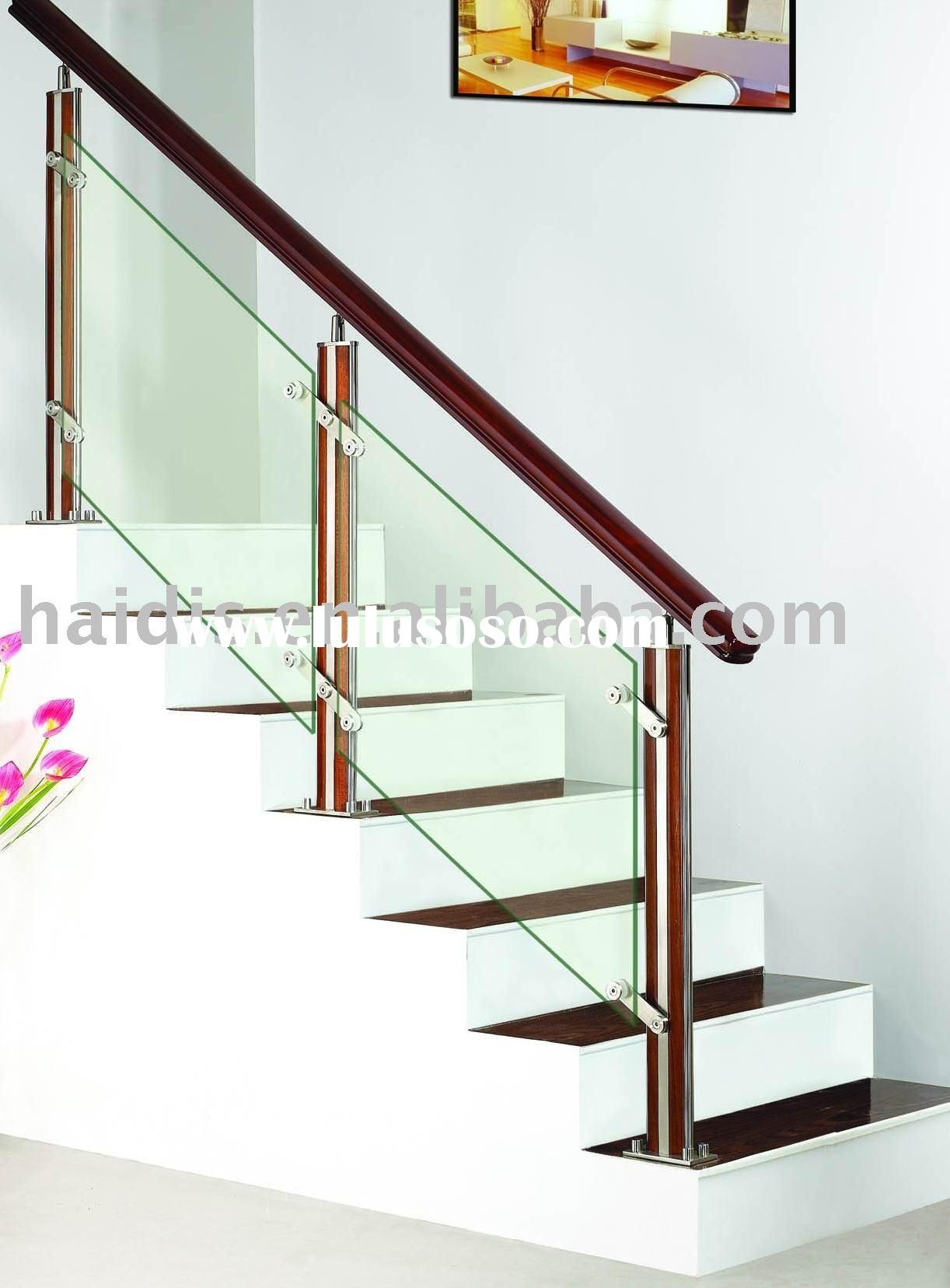 Captivating Image Result For Residential Glass Stair Railing