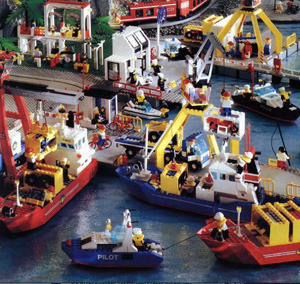 Lego Castle 1991 - Lego ideeën en Lego