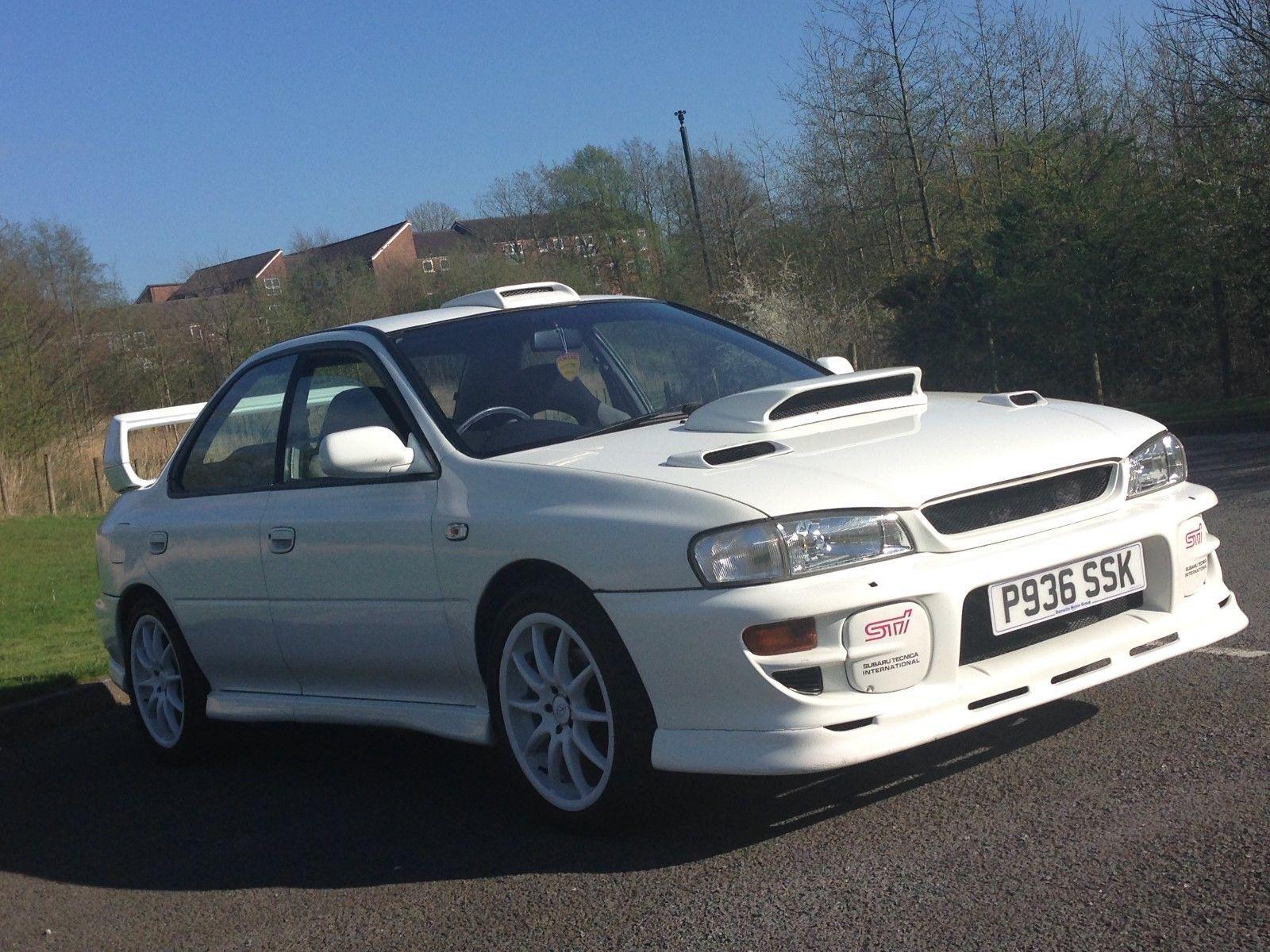 Check out this classic turbo. *** 1997 subaru impreza uk turbo 2000 version  3 *** wrx sti ra typr r white