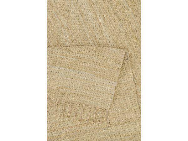 Jetzt Teppich, Theko, »Happy Cotton«, Melange-Effekt, handgewebt - schlafzimmer günstig online