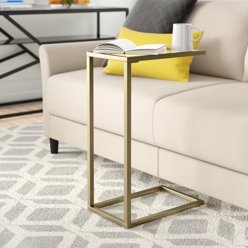 Castillo End Table In 2020 Furniture End Tables Wood Storage Bench