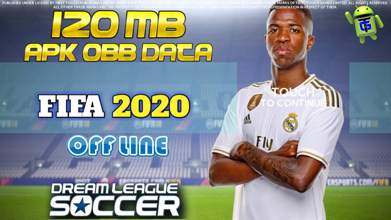 Download Fifa 20 Mobile Offline Mod Dls Android Apk Obb Data 120mb With Unlimited Coins 100 Licenses Best Hd Graphics Hack Fifa 20 Fifa Best Android Games