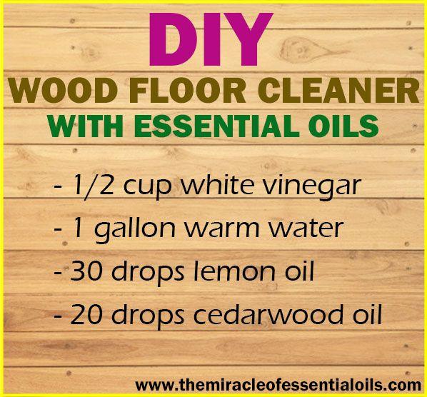 Wood Floor Cleaner Diy Floors