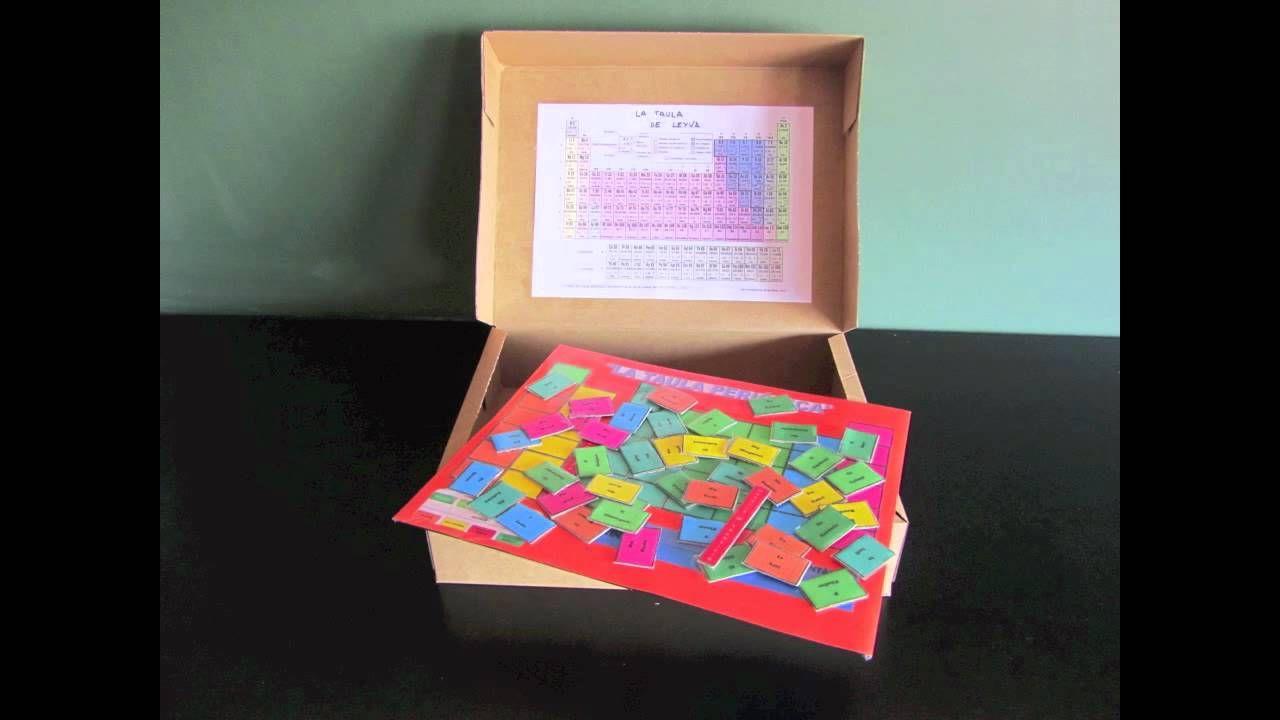 Los elementos de la tabla peridica qumica 3 eso elaborar una los elementos de la tabla peridica qumica 3 eso elaborar una urtaz Images