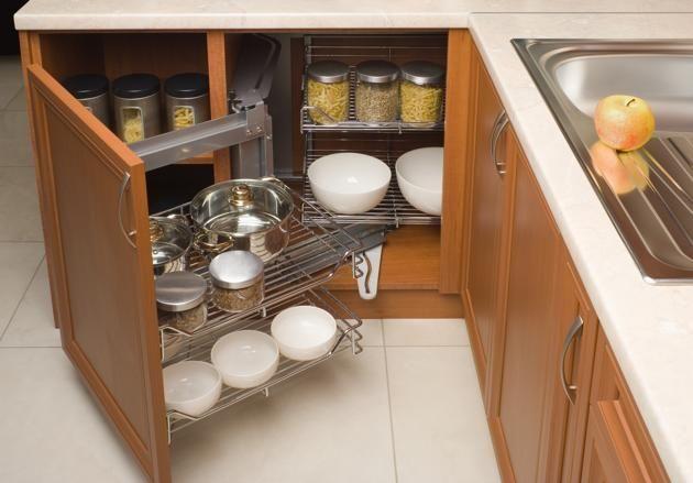 Utilize Cupboard Space