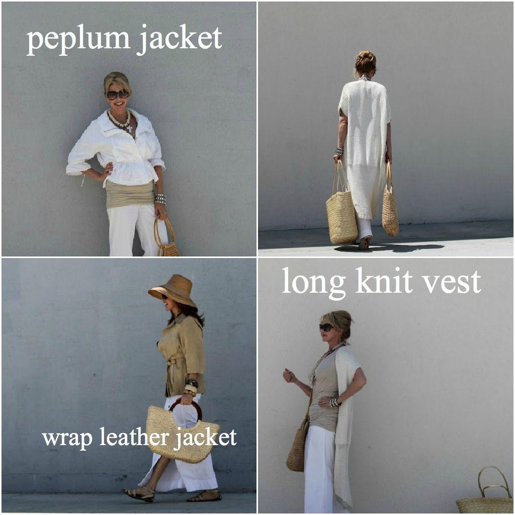 Tamera Beardsley: wardrobe   This would be a great vacation, beach or cruise look.