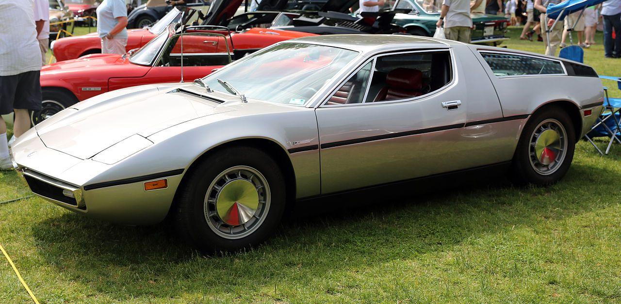 1974 Maserati Bora | Classic Driver Market #