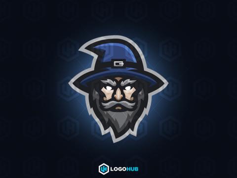 Washington Wizards Logo Concept By Jacen Aguilar Via Behance Wizards Logo Sports Brand Logos Sports Logo Design