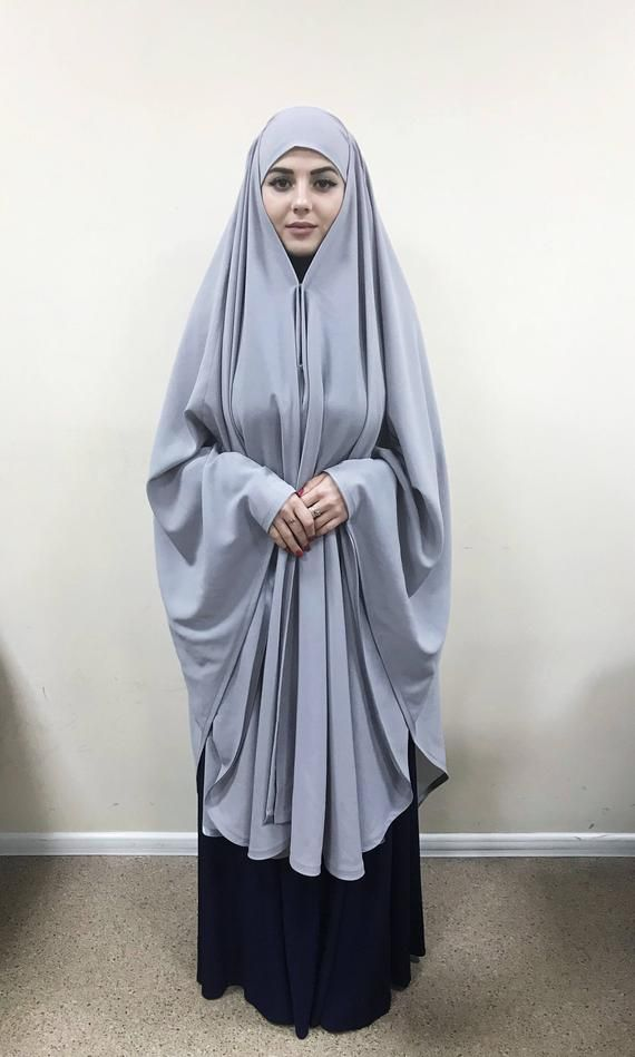 Transformer Gray Khimar, Modern Burqa, Nude Burka, Muslim Cape,ready To Wear Hijab, Long Hijab, Muslim Kimono, Oversize Khimar Transformer gray Khimar, Modern Burqa, Nude Burka, Muslim Cape,ready to wear hijab, long hijab, Muslim kimono, Oversize Khimar Hijab hijab arrafi 098