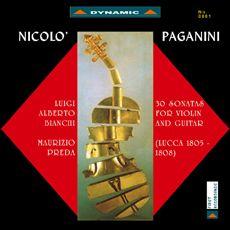 알라딘: [수입] 파가니니 : 바이올린과 기타를 위한 루카 소나타 1집 [180g 2LP]