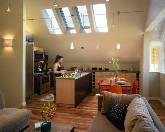 Small Space Open Concept Apartment A Million Dreams Garage