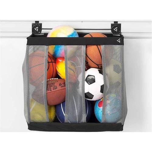 Gladiator - Ball Caddy - Hammered Graphite