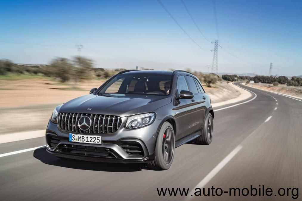 Mercedes Amg Glc 63 And Glc 63 Coupe Costs Reported Mercedes Amg