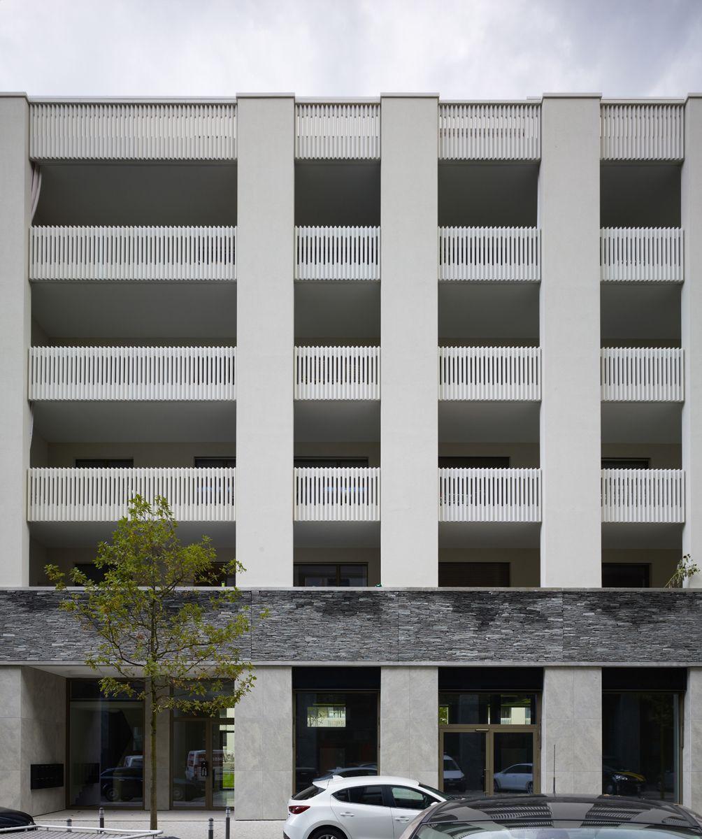 Diener & Diener . Residential Development Favrehof . Zurich (2)