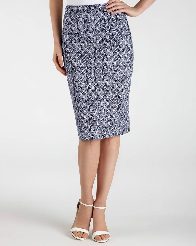 Pencil Skirt | Pure Clothing | Pure Collection USA