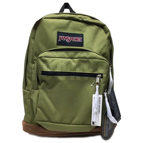 7b78e8200abc New JanSport Right Pack School Backpack Olive Green 15