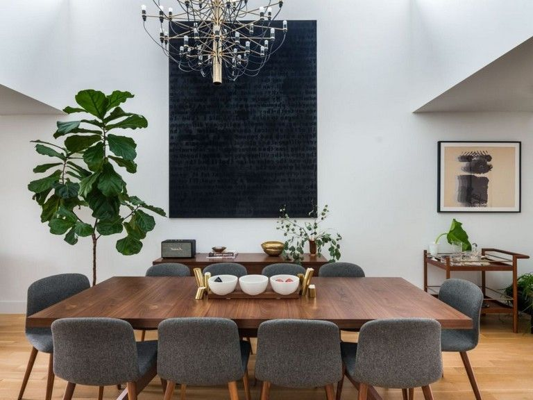 55 Current Masculine Dining Areas Decorating Ideas Masculine Dining Masculine Dining Room Dining Room Design