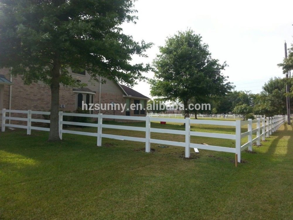 Farm fence pvc vinyl fence buy farm fence pvc vinyl fence cheap