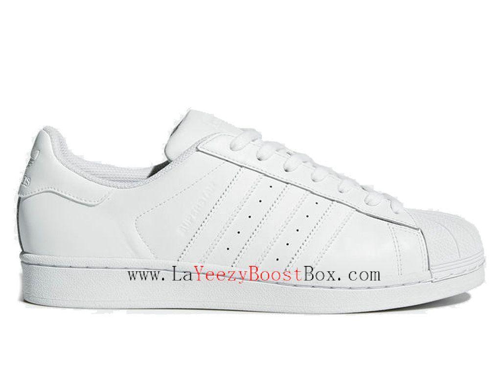 Adidas Originals Superstar 80s Chaussures de Running 2019 Pas Cher Pour Enfant Blanc Rose 1906160866 Officielle de Boutique de Basket en ligne