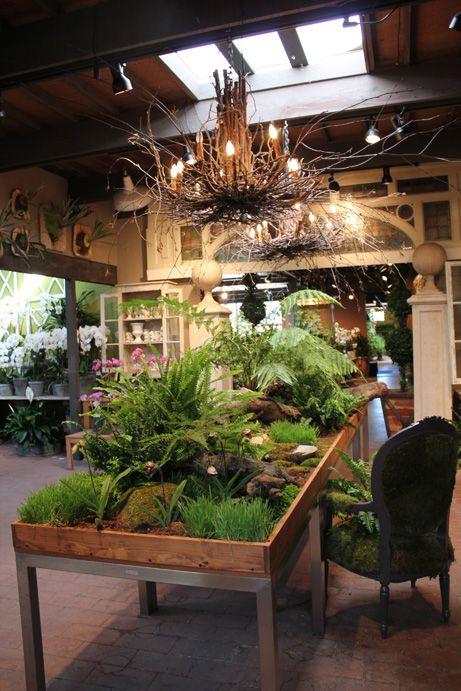 Photos with Santa is part of Rogers gardens, Garden center displays, Garden, Garden shop, Garden store, Floral shop - santa