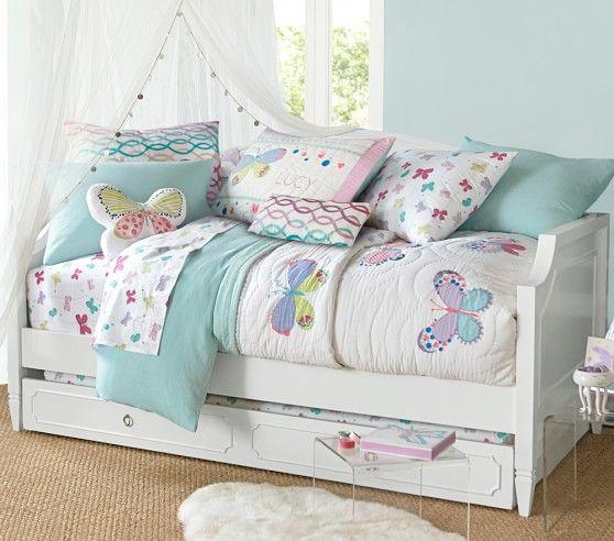 Ava Regency Daybed Pottery Barn Kids Butterfly Bedroom Ideas