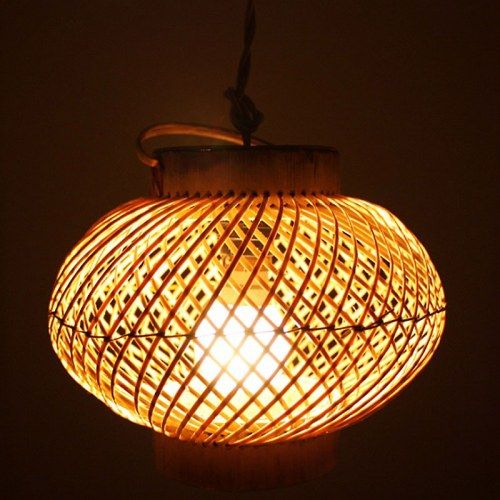 Round bamboo lamp the tribal root craftsvilla india round bamboo lamp the tribal root craftsvilla india mozeypictures Gallery