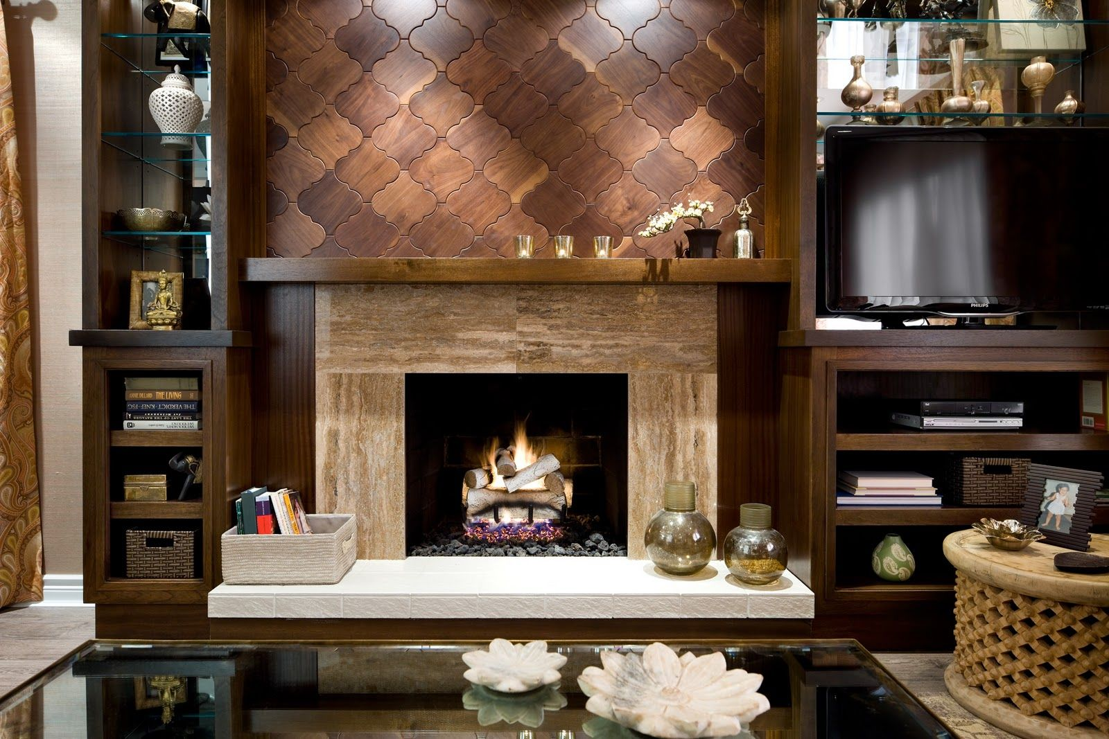 Candice olson fireplace designs ceramic tiles that look like wood candice olson fireplace designs ceramic tiles that look like wood dailygadgetfo Choice Image