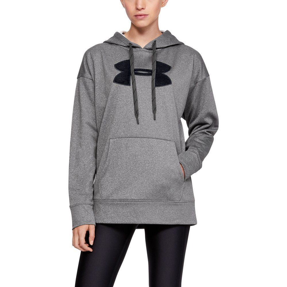 Photo of Women's Armour Fleece® Chenille Logo Hoodie | Under Armour US