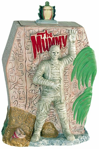 Universal Monsters Mummy Cookie Jar I Want This In My