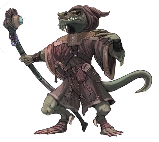 Image result for dungeons and dragons kobold