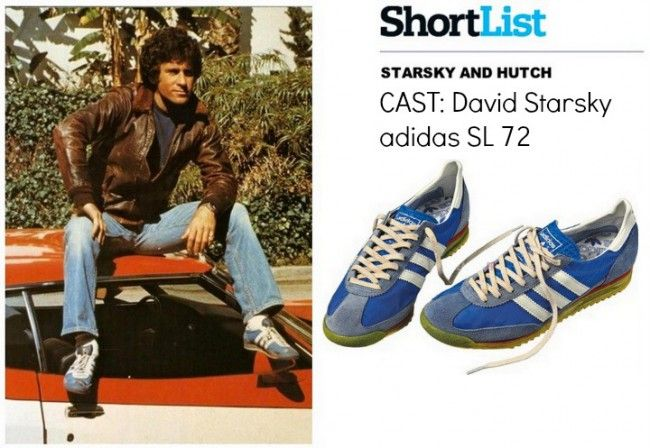 Adidas Starsky 7
