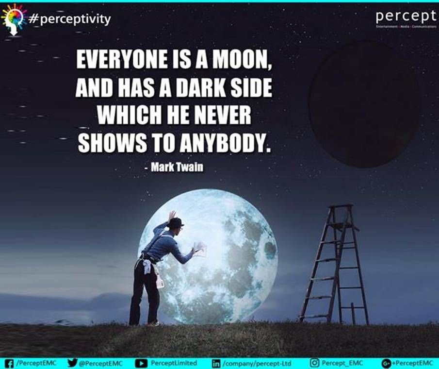 Perceptivity Of The Day WednesdayWisdom Percept GoodMorning Mesmerizing Emc Quote