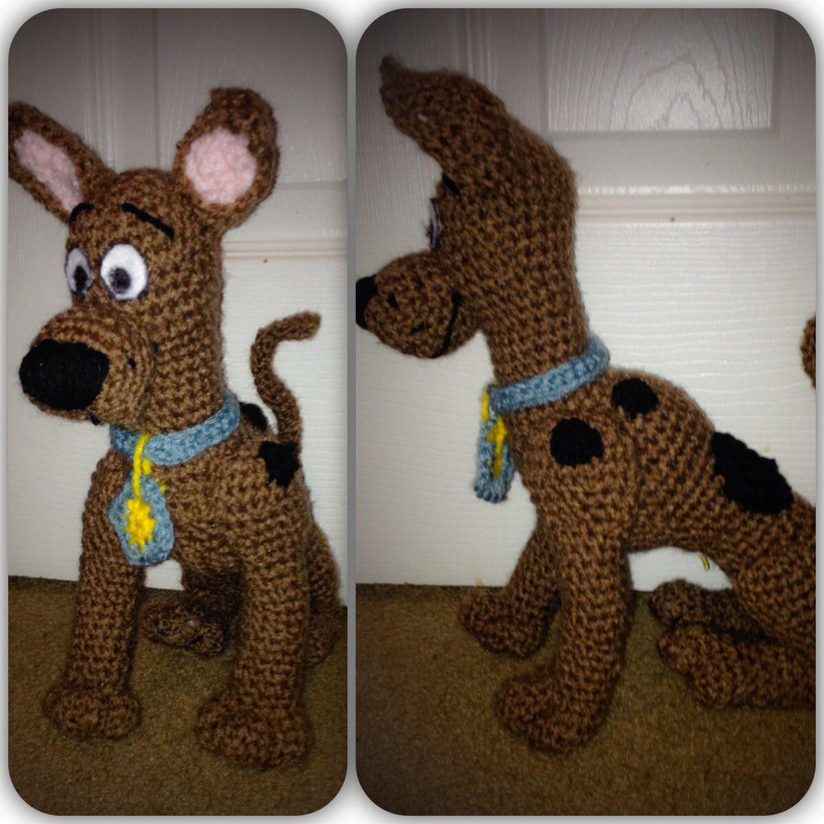 Scooby doo- crochet   Yarn Crafts   Pinterest   Scooby doo ...