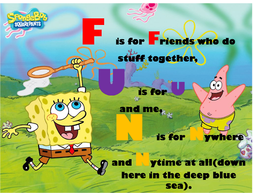 Gotta love it xx Spongebob songs