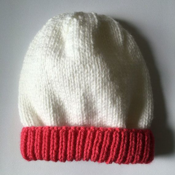 The Nora Kate Hand knit winter hat Adult hat Kid's ...