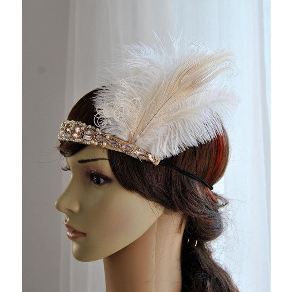 flapper hair accessories