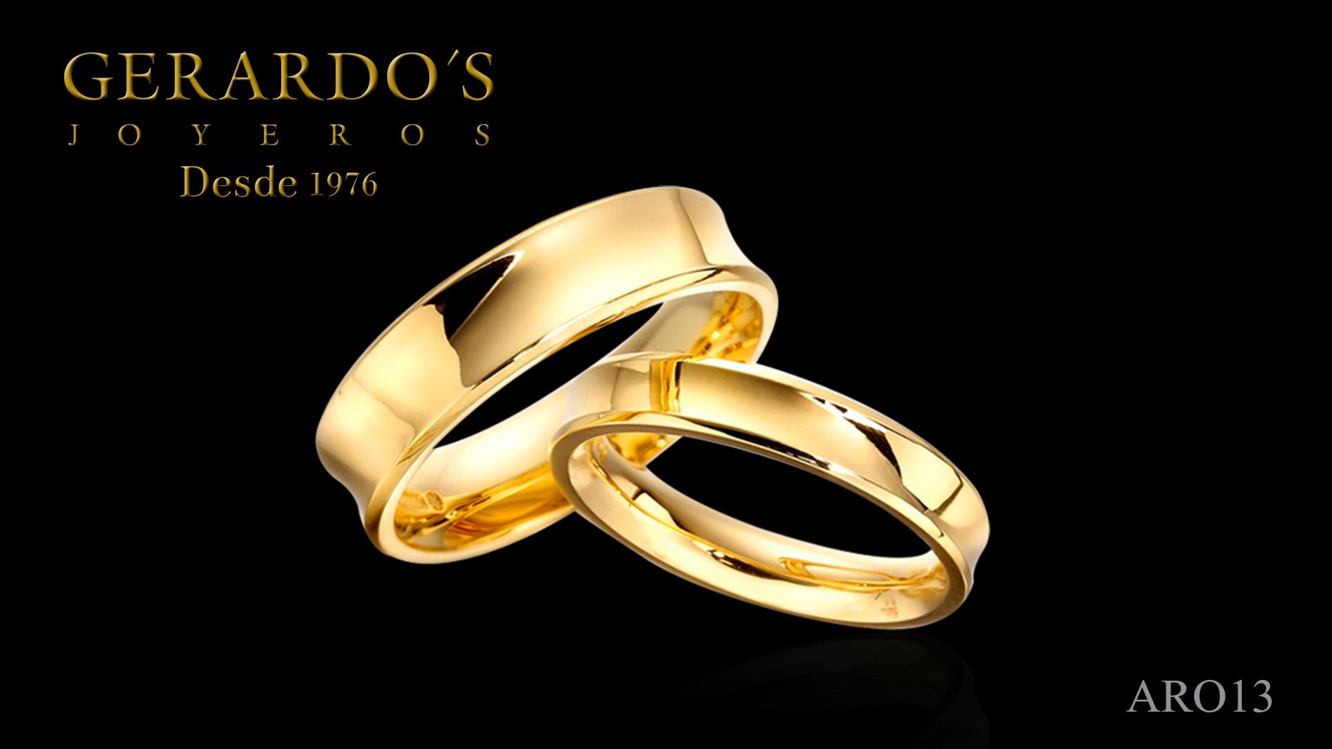 5356ca0cf4a0 Aros de Matrimonio
