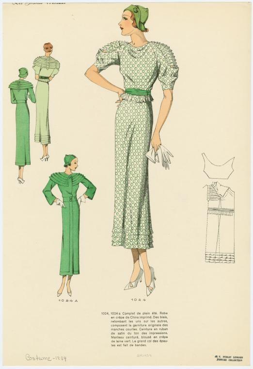 View Smaller Image | 1920-40 styles | Pinterest | 30er jahre, 30er ...