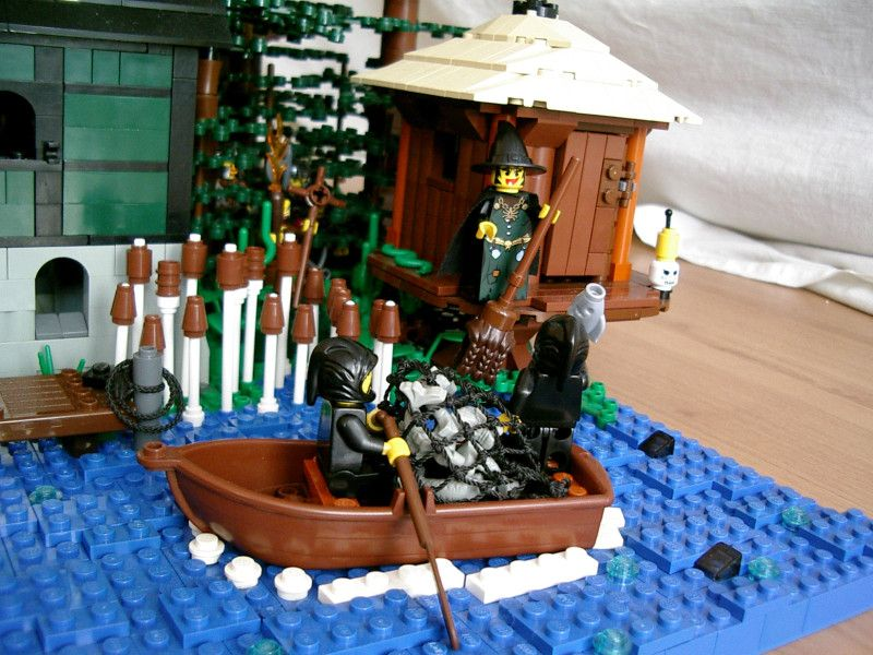Lego medieval church   View topic - Medieval Market ...