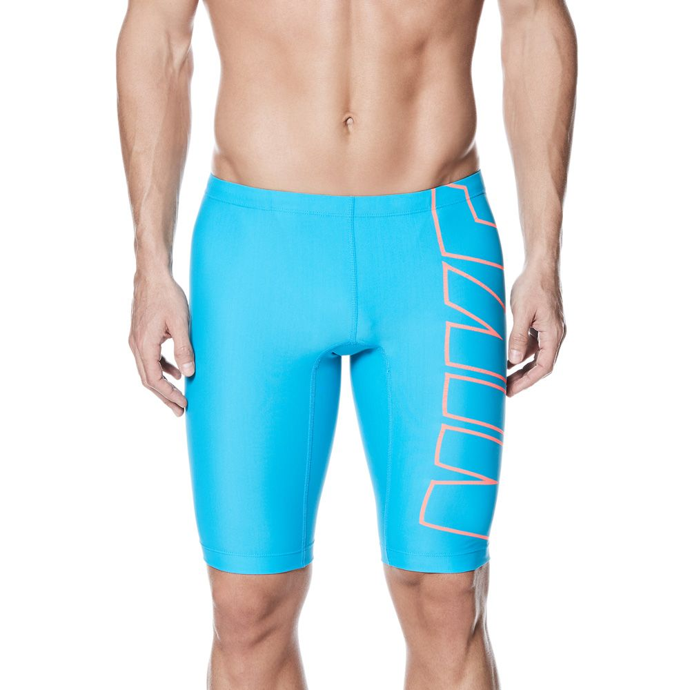 eda60e5cc235 Men's Nike Swim Performance Nike Logo Jammer | Stuff to buy | Nike ...