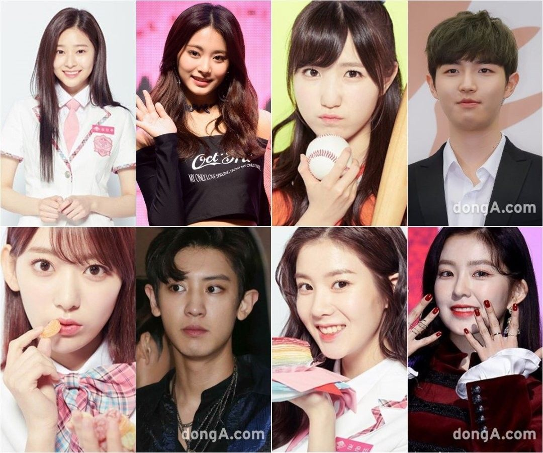 IZONE members lookalike ©owner | K Kpop in 2019 | Kpop, Look alike