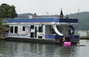 House Boat Rentals At Seven Points Marina Raystown Lake Houseboat Rentals Boat Rental House Boat