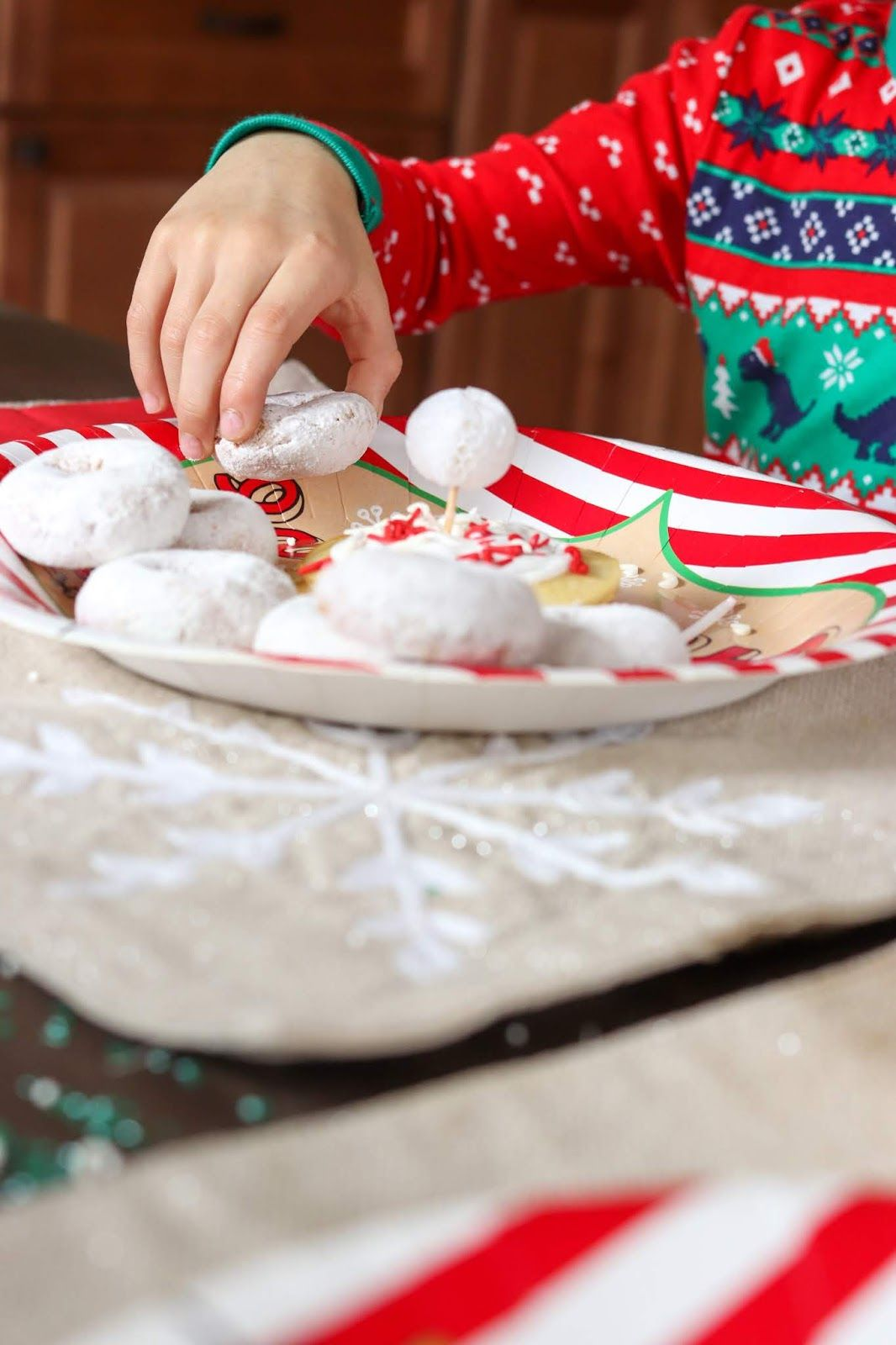 Elf On The Shelf North Pole Breakfast - Beautifully Candid