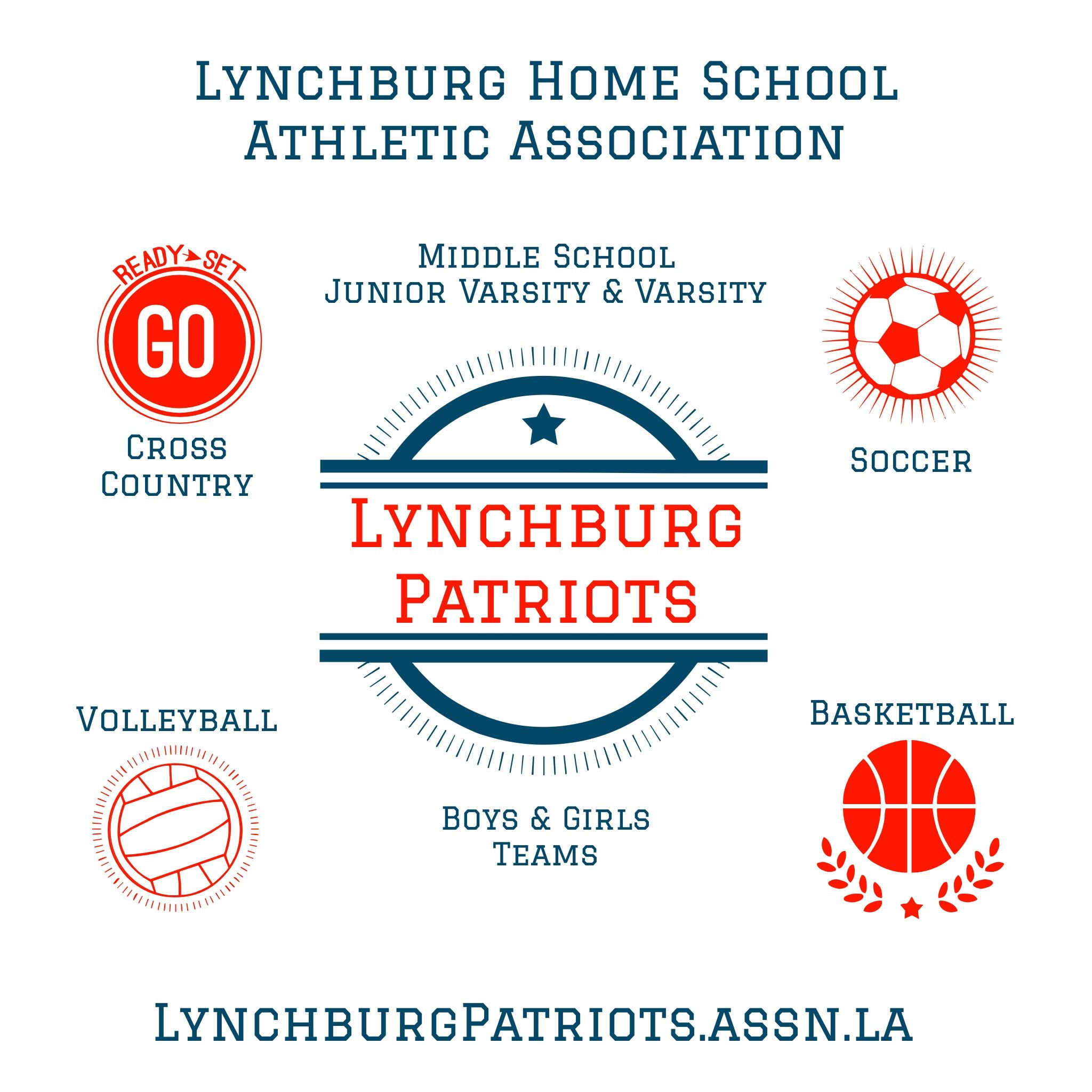 Lynchburg Home School Athletic Association Lhsaa Offers Competitive Homeschool Sports For Girls And Boys In Homeschool School How To Start Homeschooling
